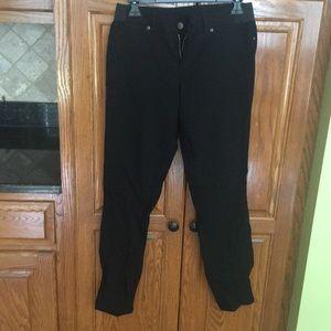 Women's black dress pants